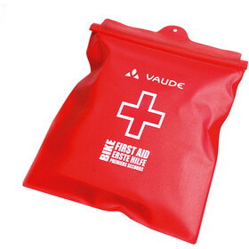 VAUDE First Aid Kit Essential Waterdicht, red/white